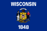 wisconsin-drapeau