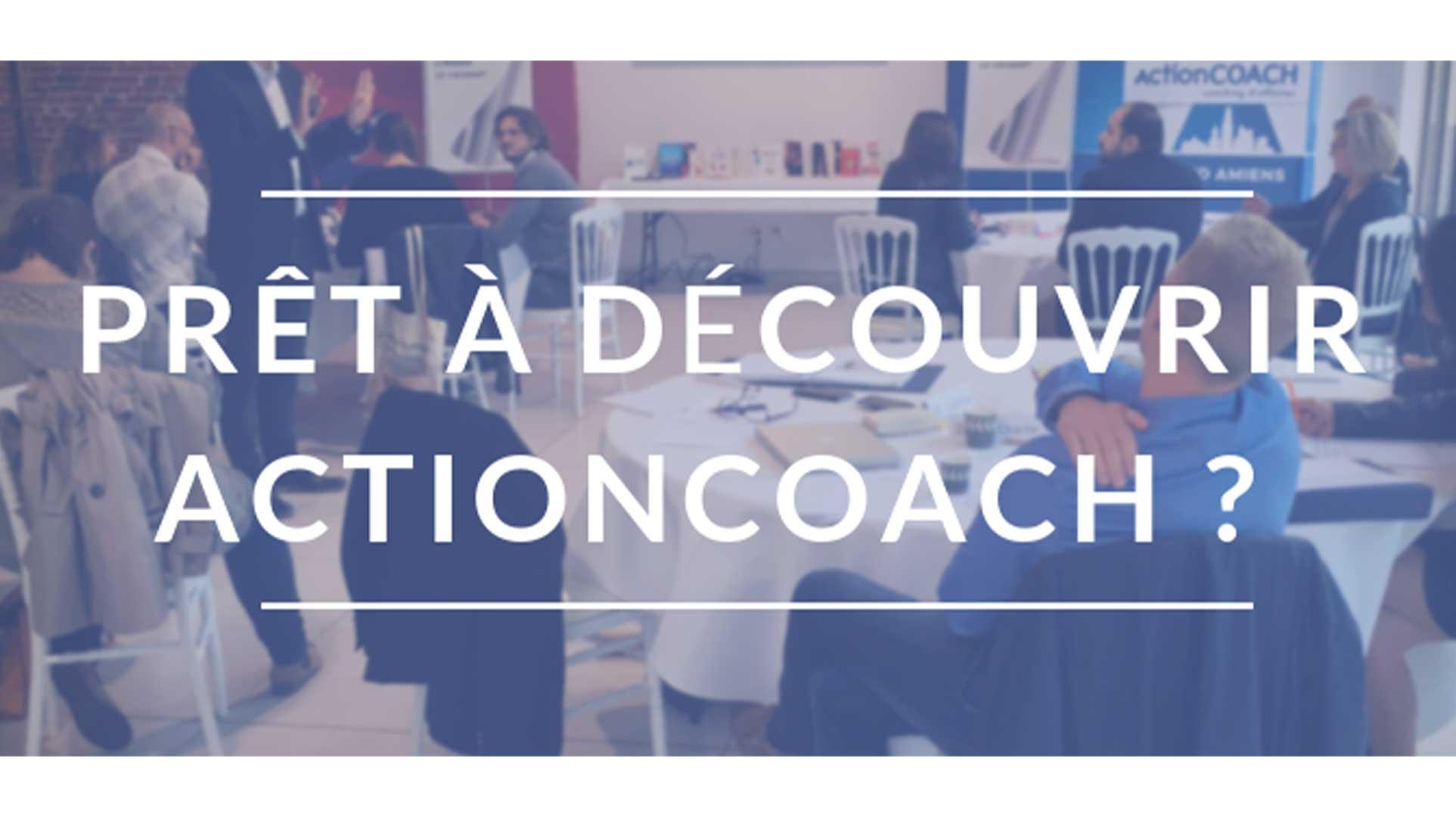 vue sur un atelier de business coaching